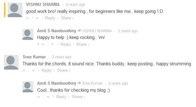 The Story of Naadan Chords | Amit S Namboothiry